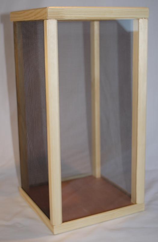 Medium sized mantid/small animal cage